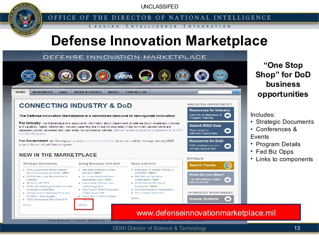 intelligence-community-science-technology-opportunities-for-small-business-engagement-13-638