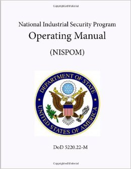 National industrial security program operating manual.