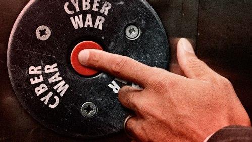 cyber-war-button