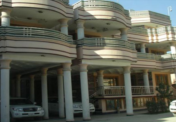 Task Force Villas in Kabul