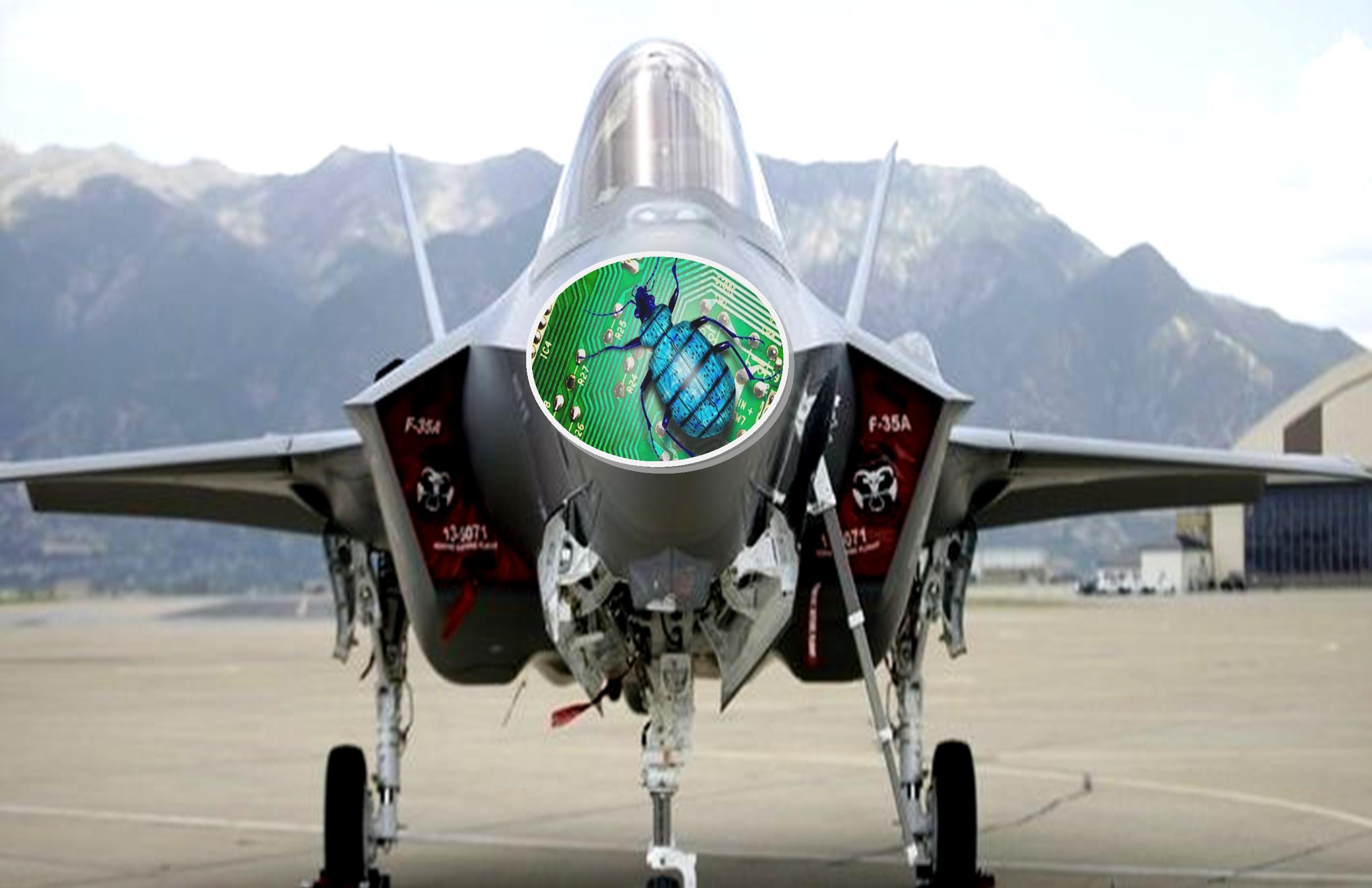 buggy F-35