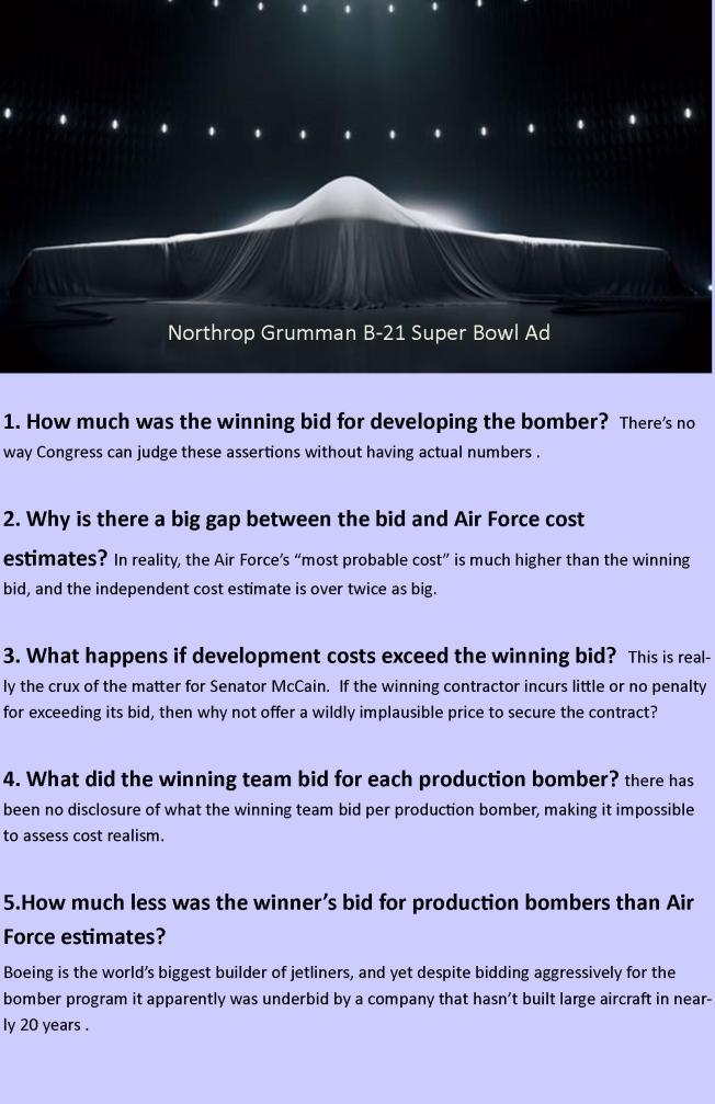 Northrop Questions