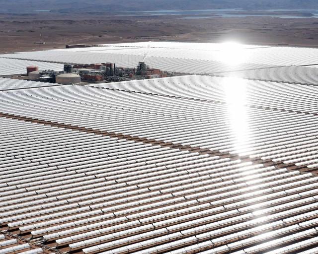 Moroco Noor Solar Complex