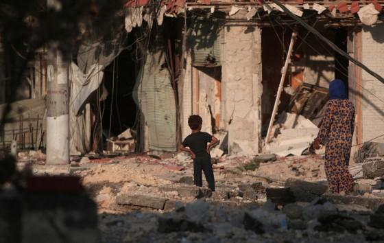 Syrian Bombs