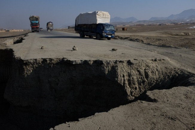 afghanistan-roads