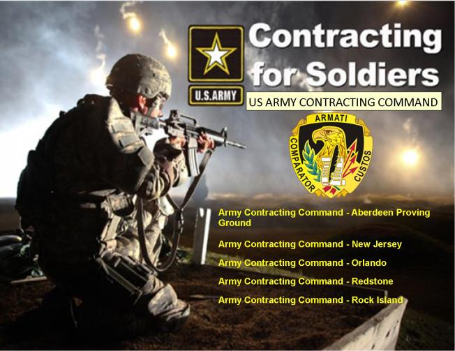 army-contracting-command