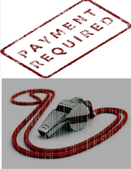 whistleblower-payment-required