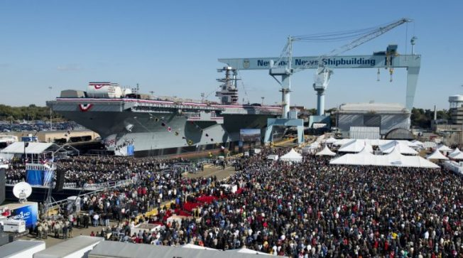 ford-cvn78_christening_crowd-1024x570-768x428