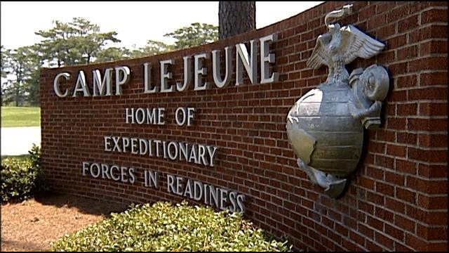 Camp Lejune VA dot gov