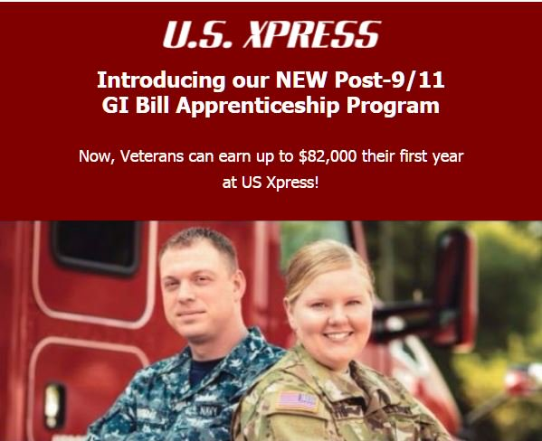 U.S. XPress Apprenticeship Program