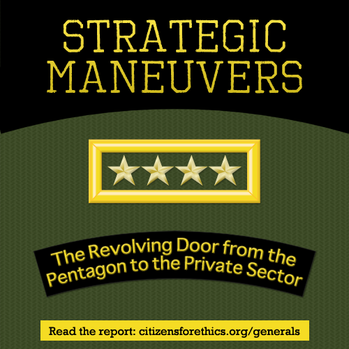Generals and Revolving Door