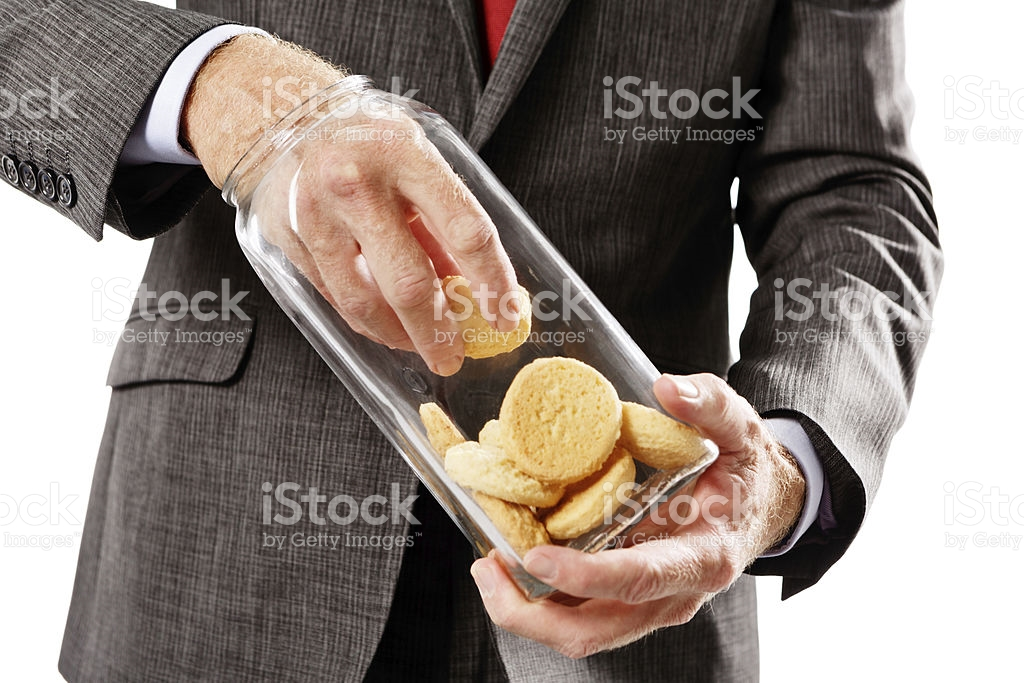 Hand in Jar istockphoto by Getty