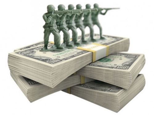 Military-Spending Boost SaultOnline dot com