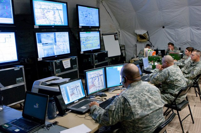 Army-command-post