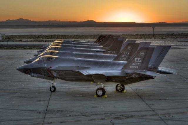 F-35 Award