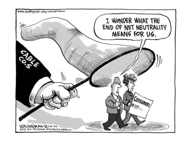 kill net neutrality