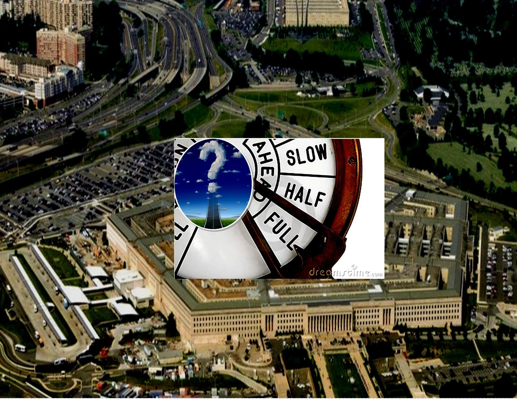 Pentagon Cloud Full Steam Ahead