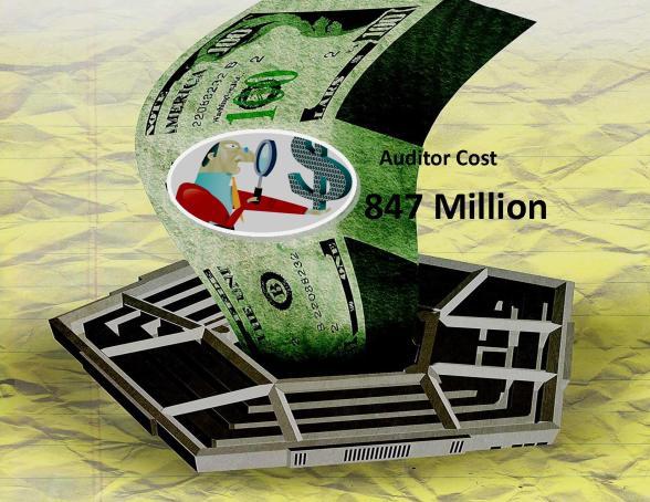 Unaffordable Pentagon Audit