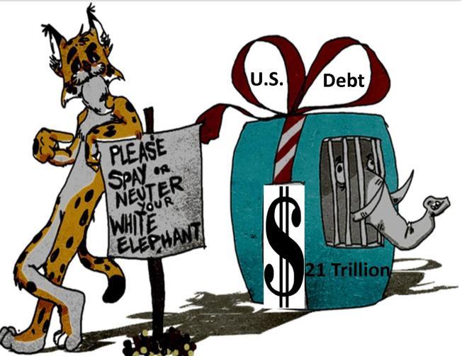 Budget White Elephant kickstarter dot com