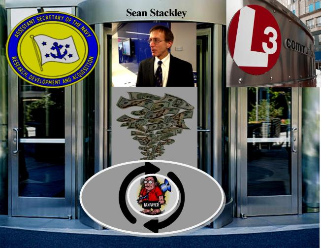 Navy to L3 Revolving Door