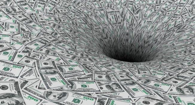 Defense company pension Liability