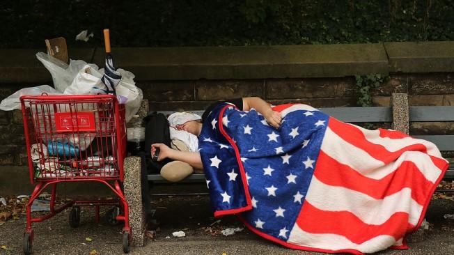 Homeless Vet Marketwatch dot com