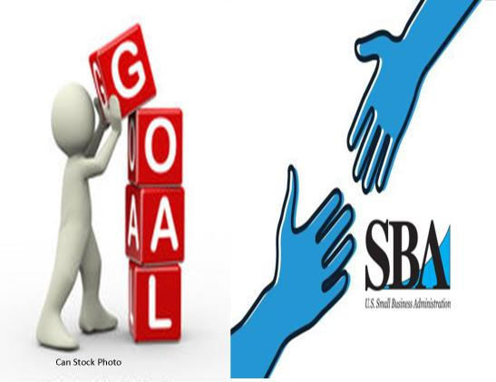 SBA Goals