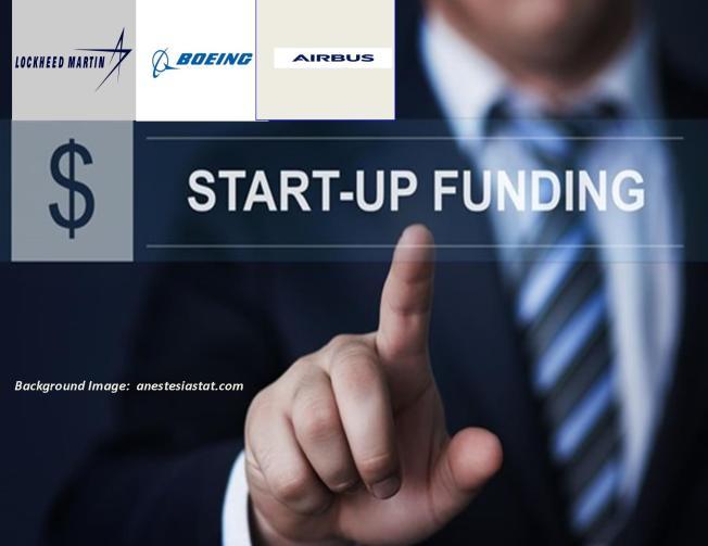 Aerospace Companies Startups