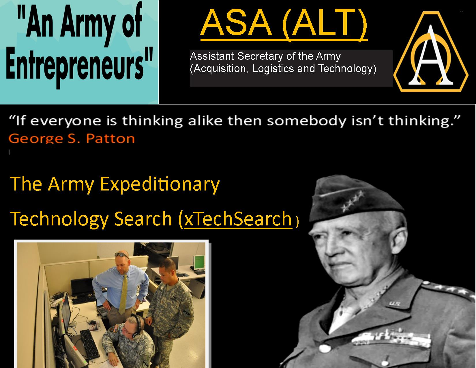 Army Engage Entrepreneurs