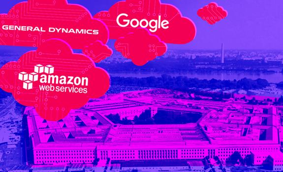 Pentagon Cloud Deal
