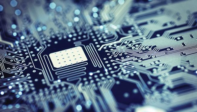 Circuit Board - Space