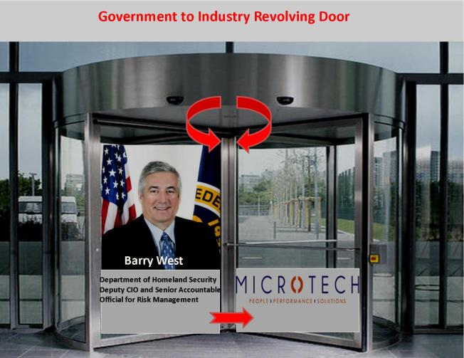 Revolving Door DHS andMicroTech