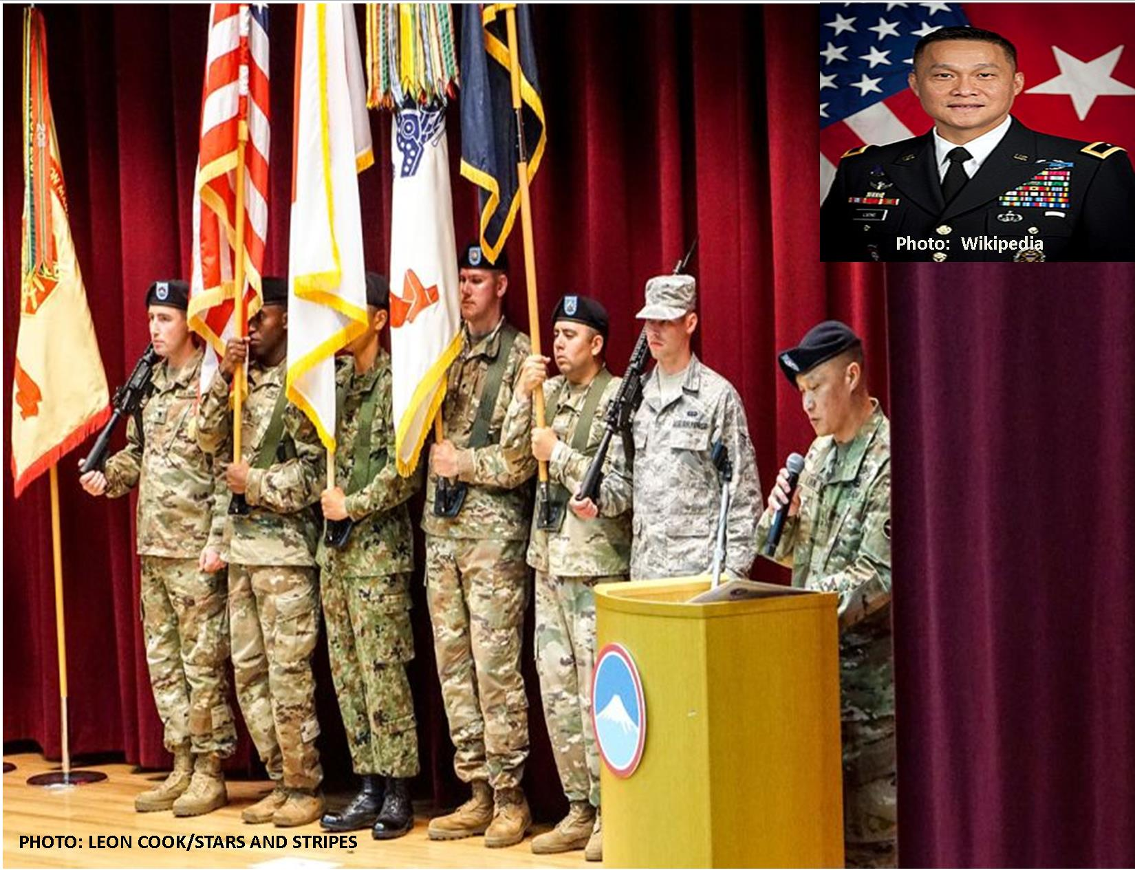 Vietnamese American General Takes over in Japan