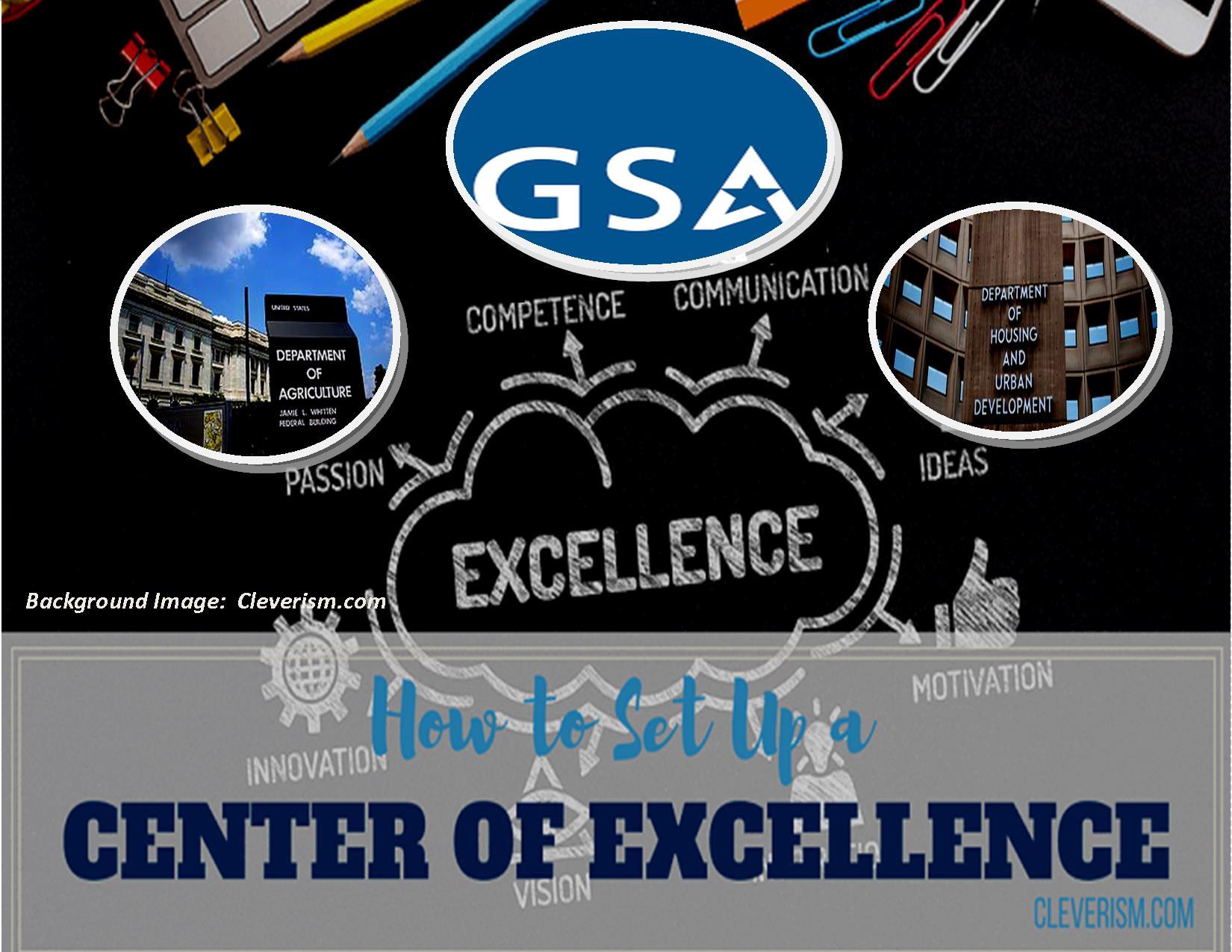 GSA 2nd Center of Excellence
