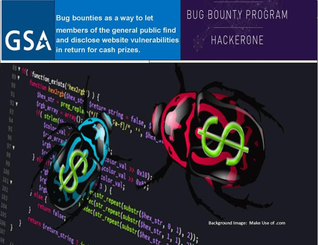 GSA Bug Bounties