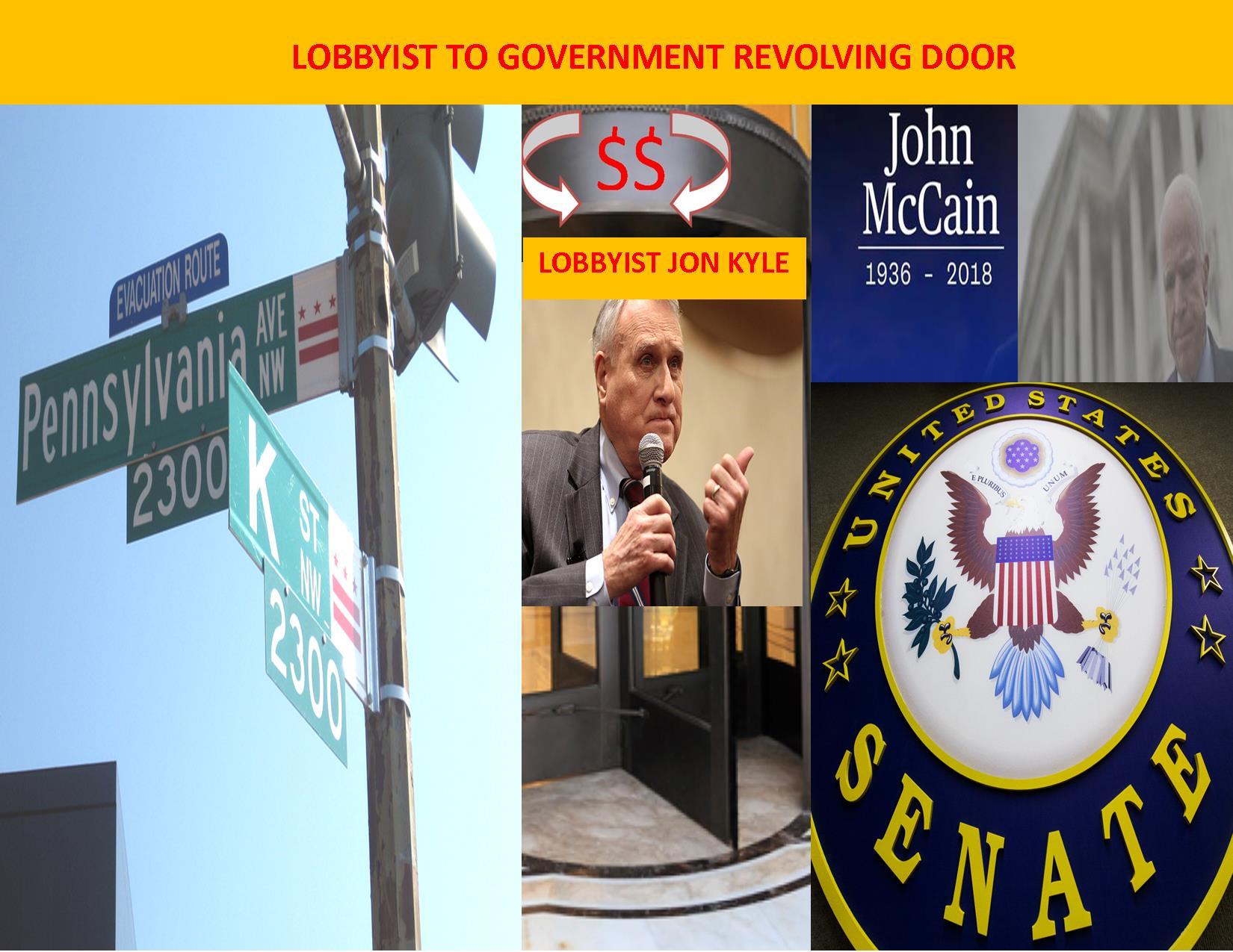 Lobbyist Revolving Door