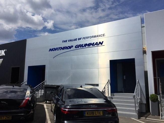 Northrop Grumman Fraud