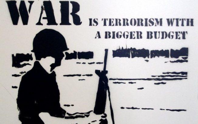 Price Tag War on Terror