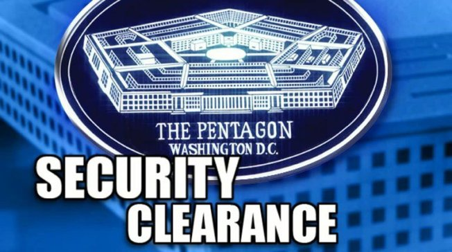 Security clearances   ROSE COVERED GLASSES